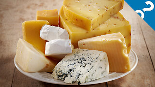 What the Stuff?!: 5 Gross Things That Make Cheese Delicious
