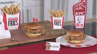 KFC - NCAA Tournament Meals