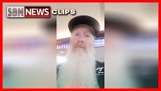 Man Notices Something Strange on Mcallen, Texas Airport Amid New Surge - 3912