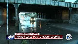 Buffalo police update residents on conditions, problems from floods