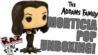 Morticia Addams Funko Pop