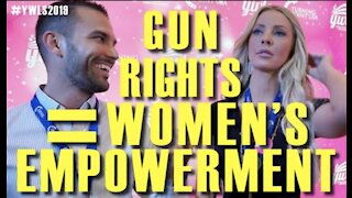 Gun Rights Equals Women's Empowerment   Turning Point USA's YWLS 2019