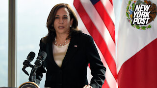 VP Harris has another tense exchange as border visit pressure mounts