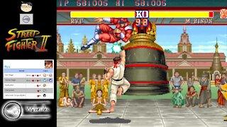 (MAME) Street Fighter 2 - 01 - Ryu
