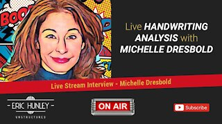 Live Handwriting Analysis with Michelle Dresbold