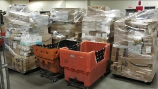 Milwaukee postal workers report mail backlogs