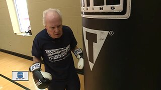 Rock Steady Boxing fights back against Parkinson's