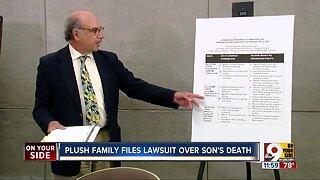 Kyle Plush's parents file wrongful death lawsuit against City of Cincinnati