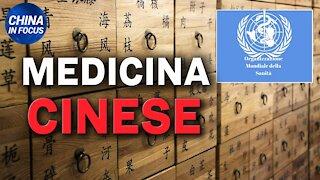 China In Focus (IT):L'Organizzazione Mondiale della Sanità fa eco al regime cinese