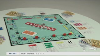National play Monopoly game Day