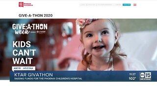 KTAR and Arizona Sports raise funds for Phoenix Children's Hospital