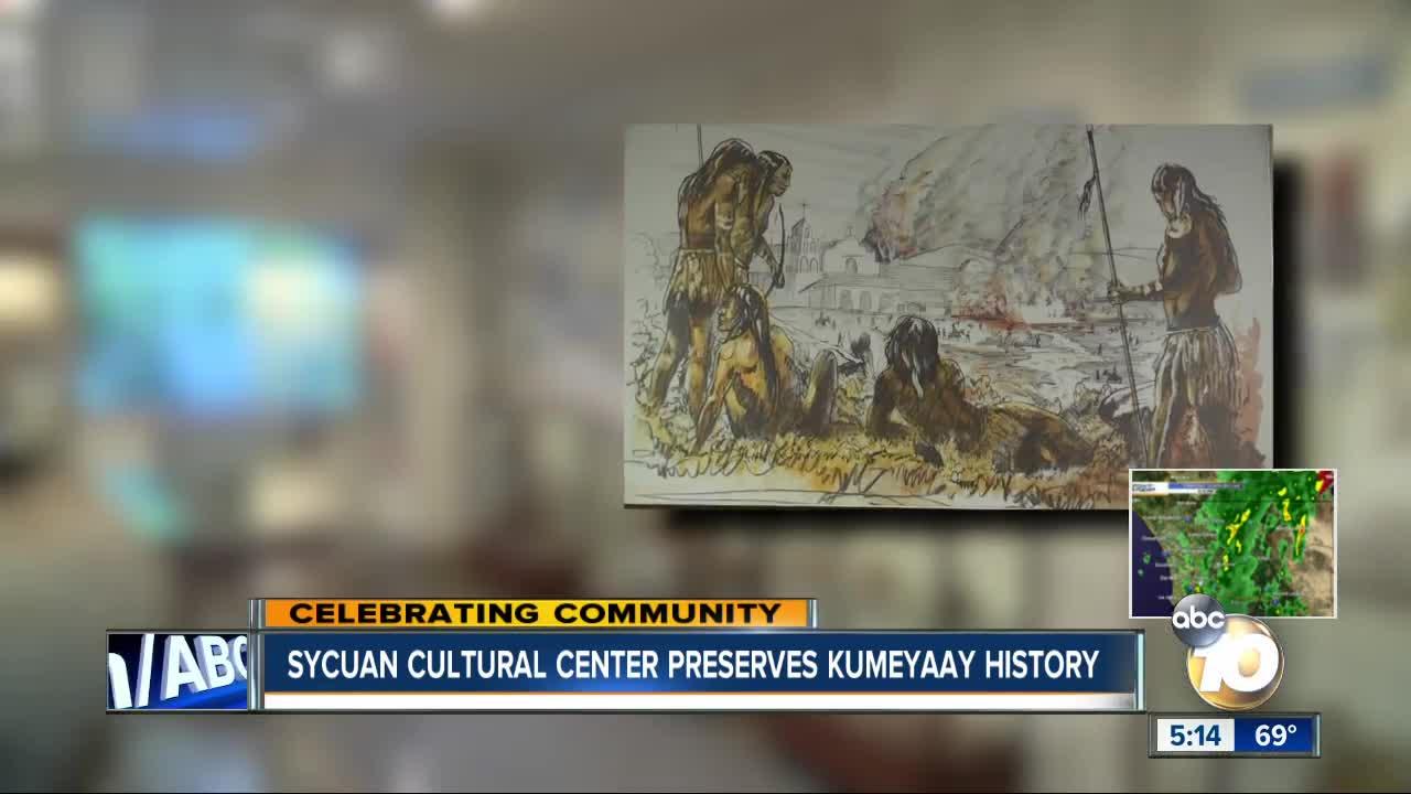 Celebrating Community: The Kumeyaay People of San Diego County