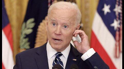 Biden Gaffes Pile Up