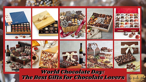 The Teelie Blog | World Chocolate Day: The Best Gifts for Chocolate Lovers | Teelie Turner
