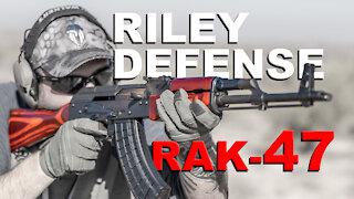 BEST AMERICAN AK-47 ?? | Riley Defense Review!