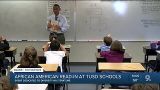 TUSD celebrates Black History Month with African American Read-In