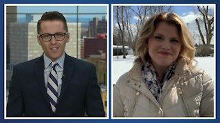 7 First Alert Forecast 12 p.m. Update, Wednesday, March 3
