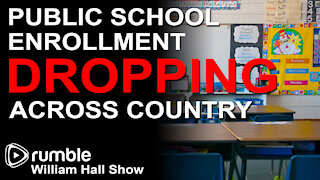 Public School Enrollment Is Dropping Across The Country