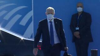 NATO Deputy Secretary General arrives at NATO Summit