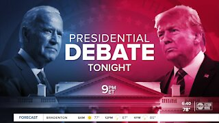 Viewing guide: What to know ahead of the first presidential debate