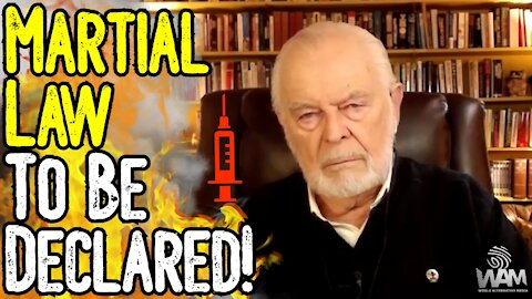G. Edward Griffin: MARTIAL LAW To Be DECLARED! - The WAR Has JUST BEGUN!