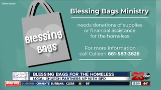 Kern's Kindness: Blessing Bags Ministry