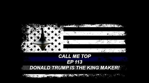 DONALD TRUMP IS THE KING MAKER AND LBJ MAKES AN OMINOUS APPEARANCE WITH BLM