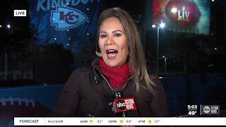 Super Bowl LV security tight amid political unrest, potential terrorism threats