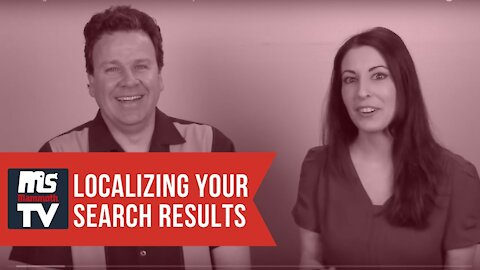 Localization of Search Results - Should You or Shouldn't You?
