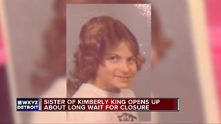 Kimberly King's sister speaks out as police search a Macomb County field