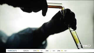 Schools test sewage for COVID-19.
