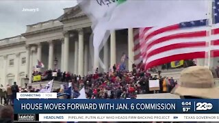 House moves forward with Jan. 6 commission