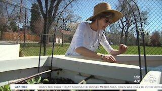 Denver7 Everyday Hero weeding out hunger at Denver's South High School