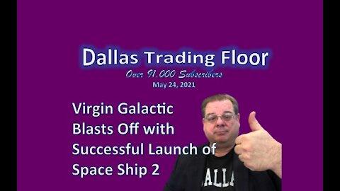 Dallas Trading Floor No 300 - May 24, 2021