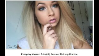 Everyday Makeup Tutorial * Summer Makeup Look 😍