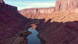 'The lifeline of the West': The Colorado River's 1,400-mile journey, explained
