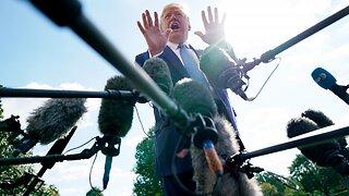 A Second Whistleblower Has Come Forward About Trump's Ukraine Call