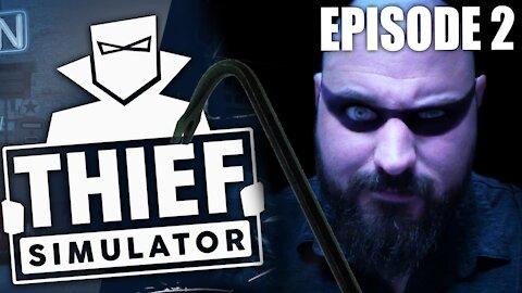 Oculus Quest 2 - Thief Simulator - Episode 2 (SPOILERS)