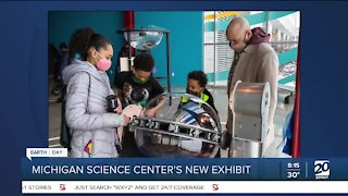 Michigan Science Center opens new exhibit on Earth Day