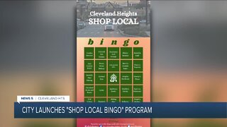 Cleveland Heights hosts 'Shop Local Bingo' as a fun way to support small businesses