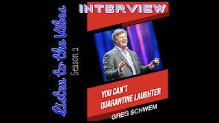 Listen to the Vibes Greg Schwem Interview