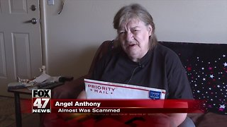Local woman spots scam before it costs her thousands