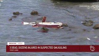 4 dead, dozens injured in suspected smuggling