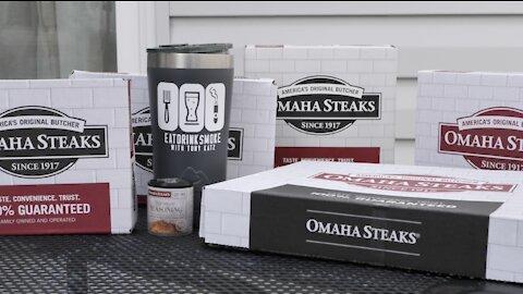 Eat! Drink! Smoke! Presents: Omaha Steaks New York Strip