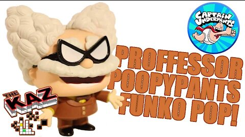 Professor Poopypants Funko Pop Unboxing