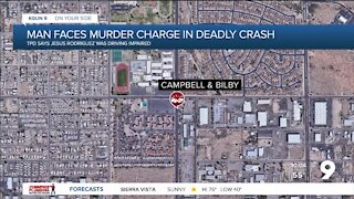 Man faces murder charges in deadly south side crash