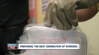 Preparing the next generation of professionals