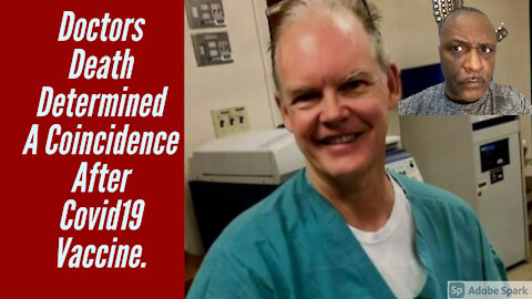 FACT-CHECK: NO LINK BETWEEN DOCTORS DEATH & COVID-19 VACCINES?