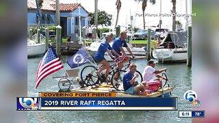 2019 River Raft Regatta held in Fort Pierce