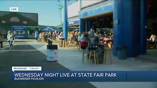 Wednesday Night Live at State Fair Park